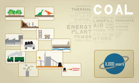 Biomass: coal