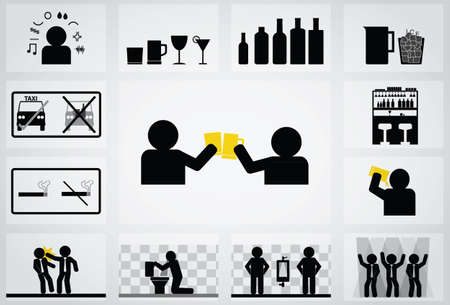 drinking icon