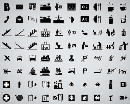80 icon basic Illustration