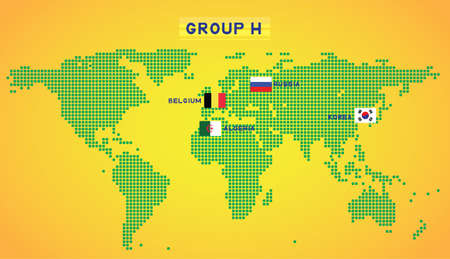 map group H