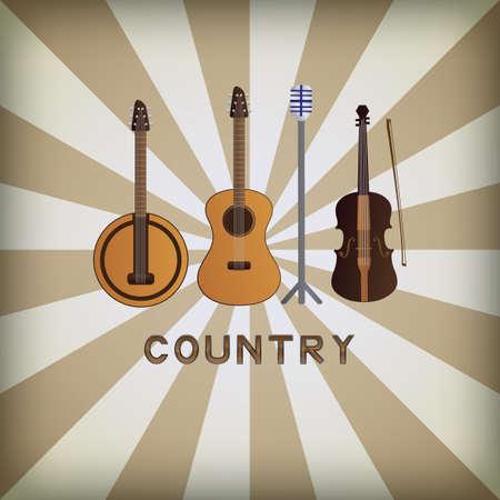 country Vetores