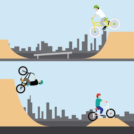 finale: BMX bicycle