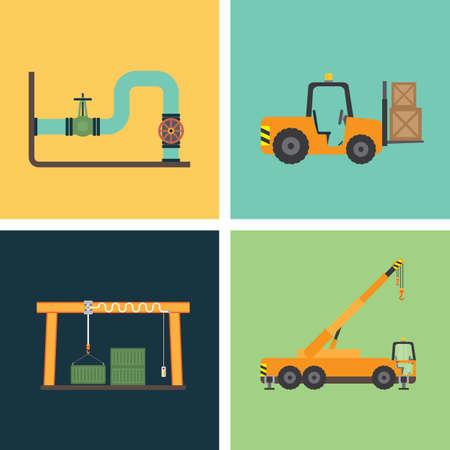 confine: work on site industry 1