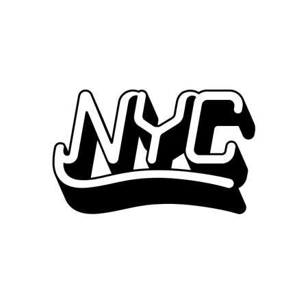 NYC hand drawn