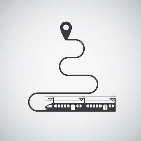 鉄道による輸送