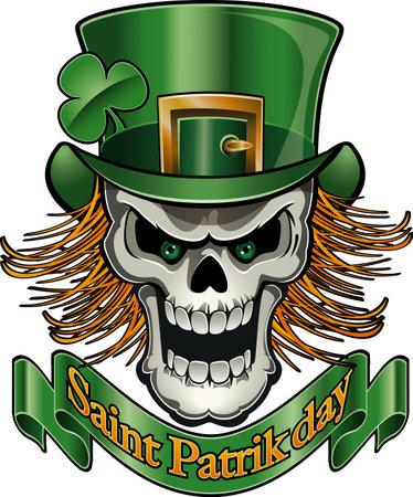 irish folklore leprechaun skeleton