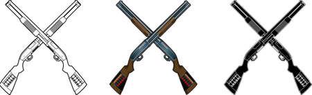 pump action shotgun pump-gun