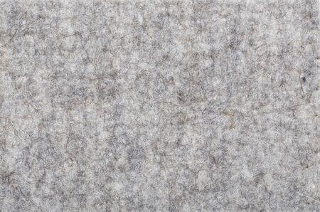 macro de feutre gris texture pour les milieux