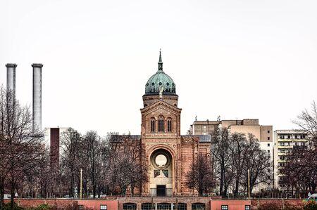 michael: St. Michael Church, Berlin Kreuzberg