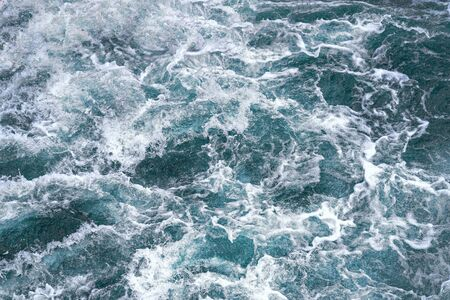 churned up water for backgrounds Banco de Imagens