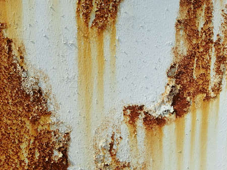 metal: Rusty metal background texture