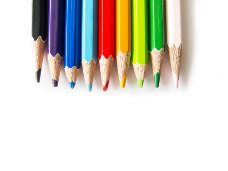 Colored pencil Фото со стока