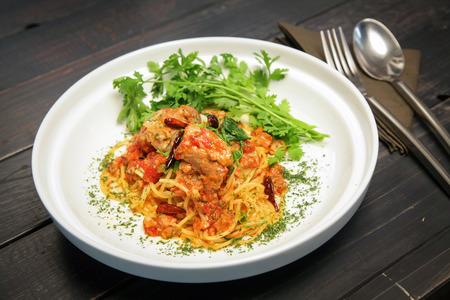 spagetti recipe