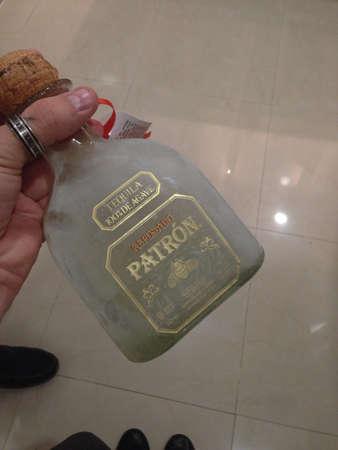 patron: Patron Tequila