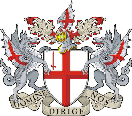 London  Coat of arms photo