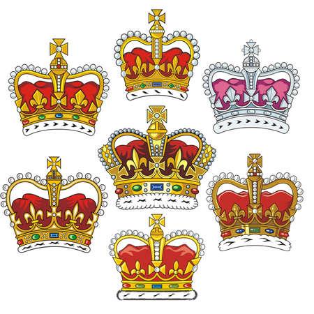 영국의 왕관