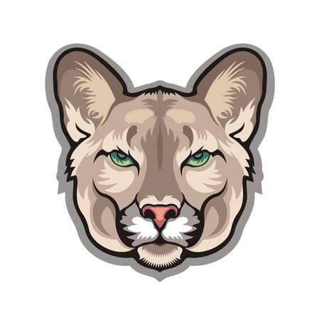 1,735 Cougar Stock Illustrations, Cliparts And Royalty Free Cougar ...