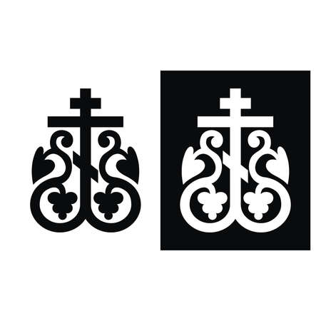 sinner: Orthodox cross
