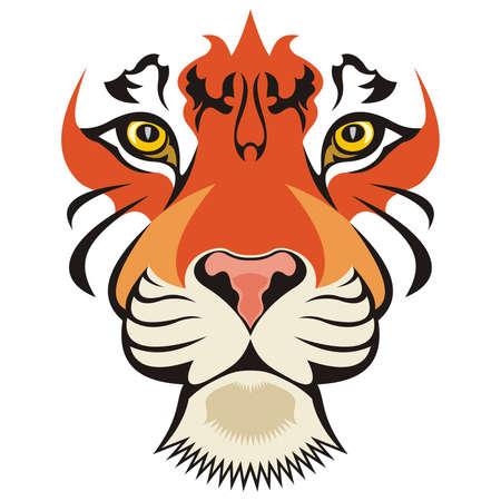 タイガー ベクトル