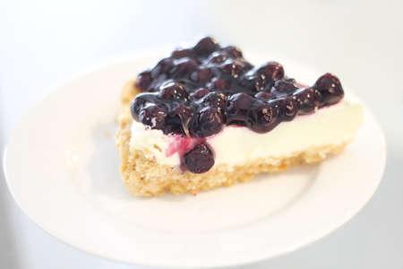 Blue berry pie Stock Photo - 13880378