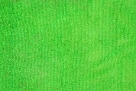 Light green microfiber cloth texture background