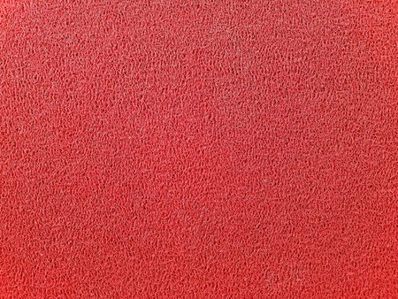 Red doormat texture background