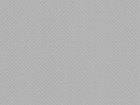 High density black diamond pattern seamless isolated. Monochrome on white background