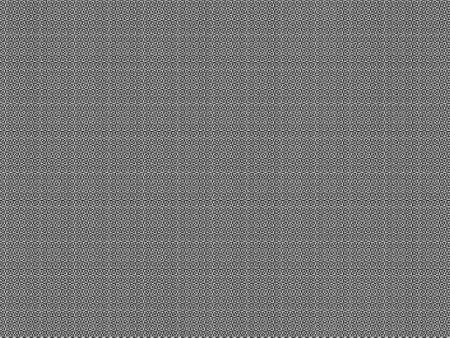 High density 3D black doodle line pattern seamless isolated. Monochrome on white background Imagens