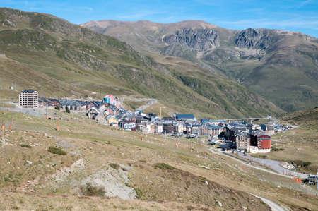People of Pas De La Casa in Andorra La Vella