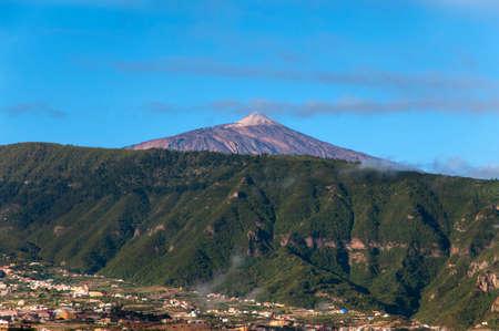 Mountain Teide in the Canary Islands, Tenerife photo