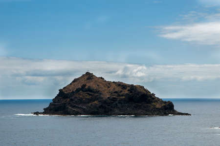 small island of Tenerife in the Canary Islands Stock Photo