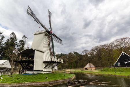 airstream: Traditional Dutch windmill