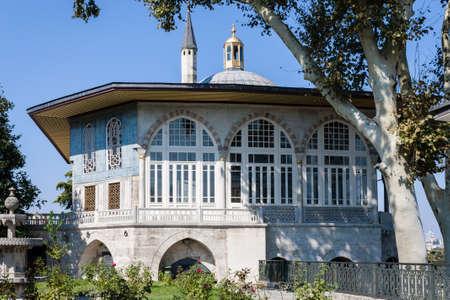 Topkapi Palace, Turkey, Istambul Editorial