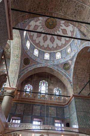 blue mosque: Blue Mosque, Sultan Ahmet Mosque, Istambul, Turkey