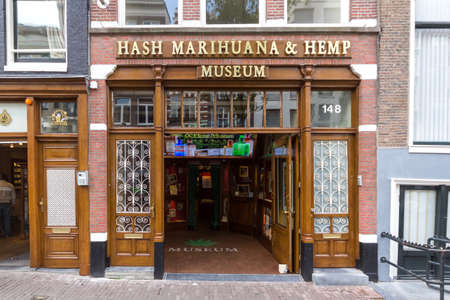 marihuana: Hash Marihuana & Hemp Museum, Amsterdam, Netherlands