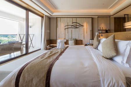 Luxury suite 5 star bedroom
