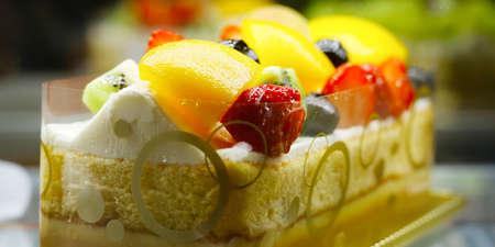 close up of individual fruit