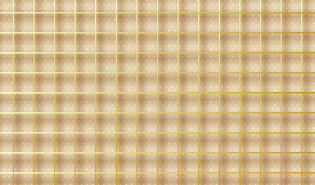 Checkered background with glitter and embossed effect. Vector EPS10