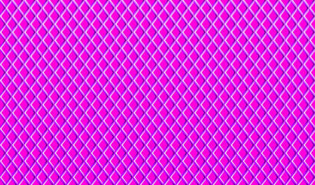 Pink abstract banner. Pink rhombuses geometric background. Vector 矢量图像