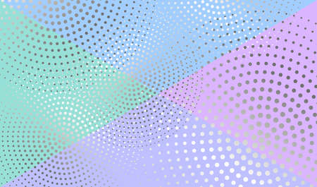 Halftone monochrome pattern. Halftone dots in circle forms. EPS10