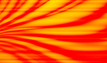 Orange draped textile background. Textile soft folds. Decoration element. 矢量图像