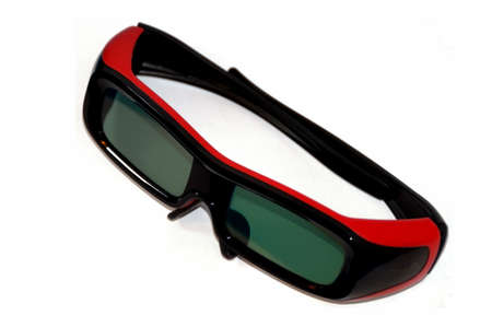 3d glasses Stock Photo - 11408077