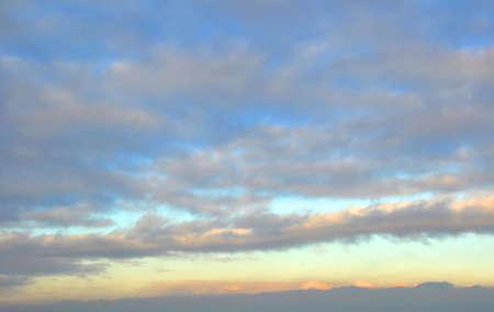 cumulus clouds Stock Photo - 12056640