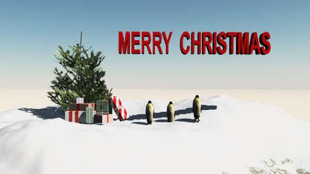 merry christmas Stock Photo - 16367913