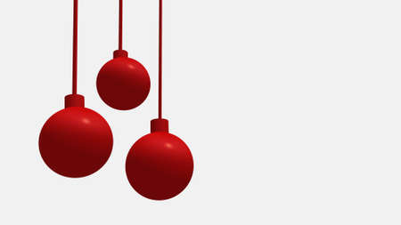 christmas ball decoration Stock Photo - 16663062