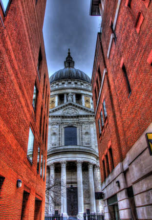 Saint Paul s Cathedral London Stock Photo - 17047846