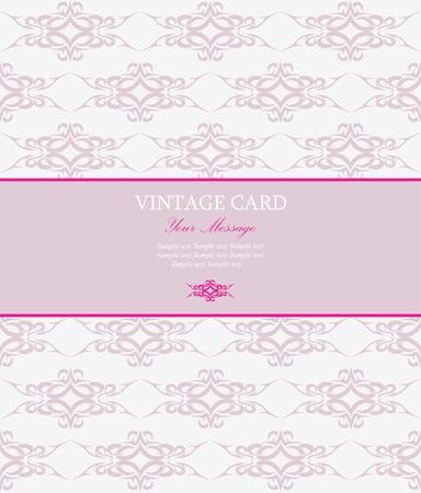 Wedding invitation Stock Vector - 13282277