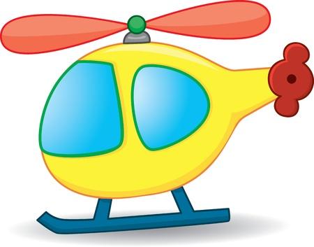 Toy Hubschrauber.