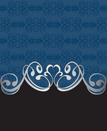 Luxury vintage card Stock Vector - 16023730