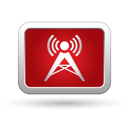 oftware: Wireless icon  Vector illustration Illustration